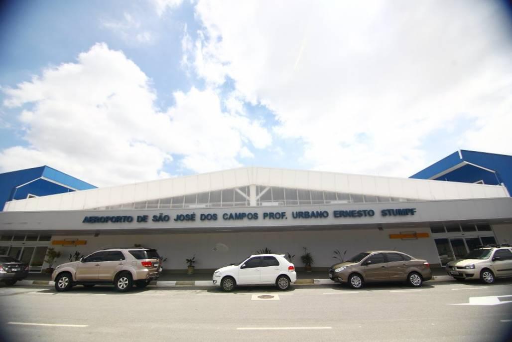 codvap_turismo_aeroporto-51-claudio_vieira-13122017 (Aeroporto de São José dos Campos possui terminal com 5,9 mil metros quadrados e uma ampla pista de 2,7 mil metros - Foto: Claudio Vieira/PMSJC)